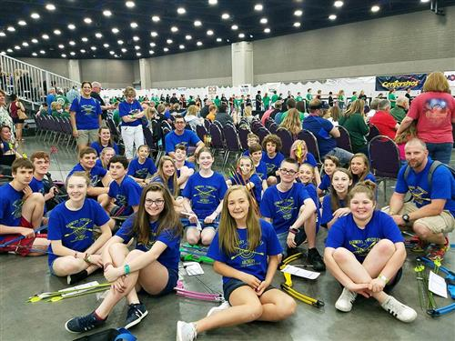Harmony Archers travel to Louisville Kentucky