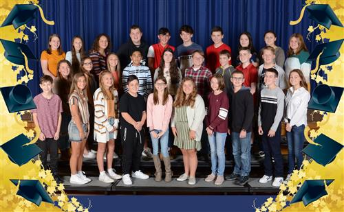 Harmony Township School - Class of 2020